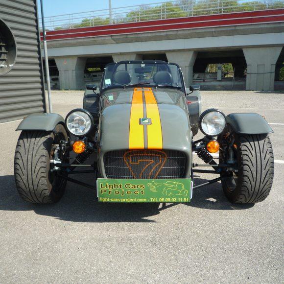 Light Cars Project, , CATERHAM 275 S