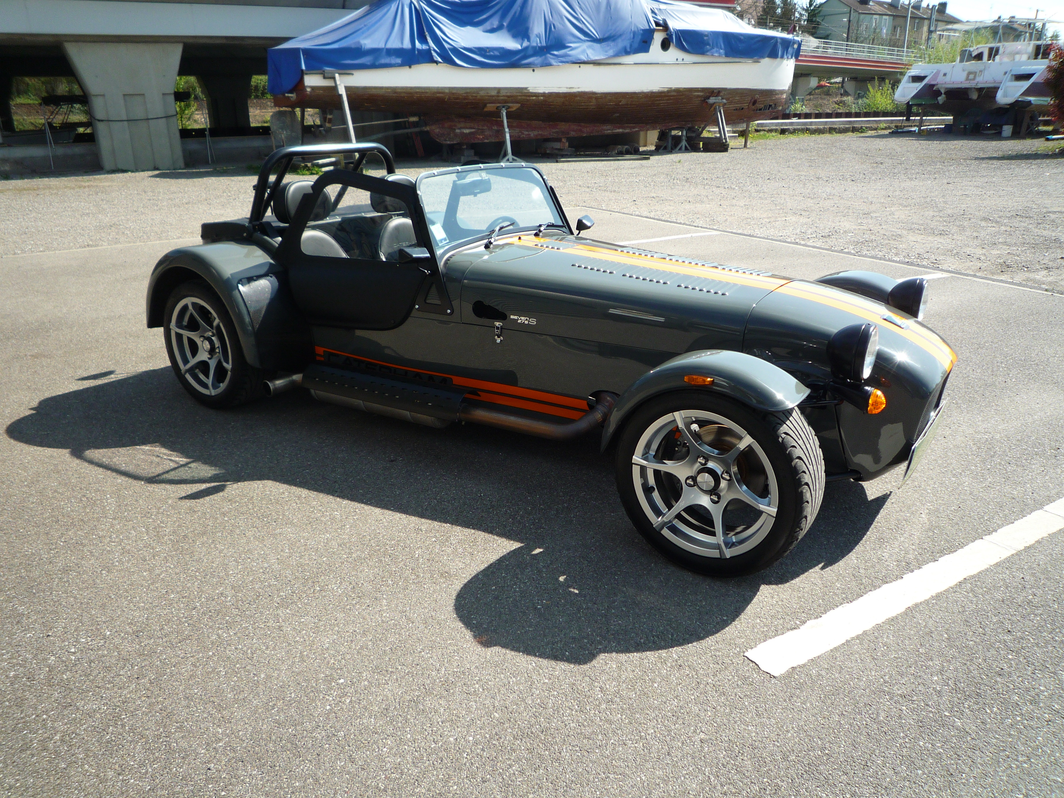 light cars project    caterham 275 s