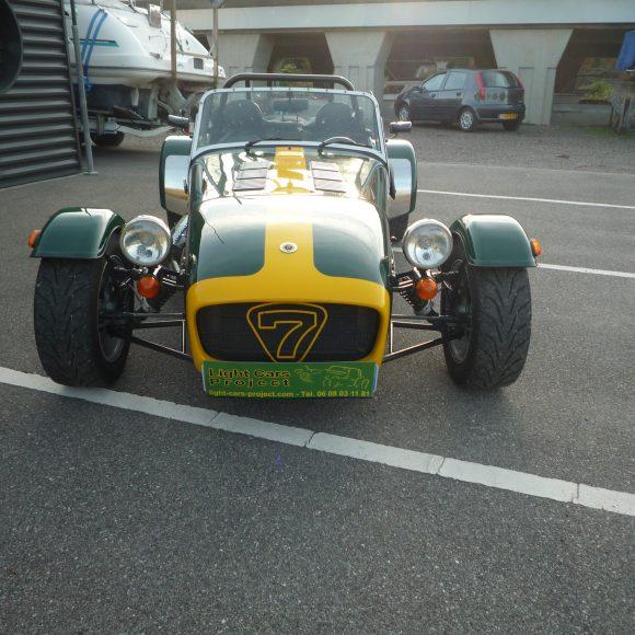 Light Cars Project, , CATERHAM SV 120 ROADSPORT