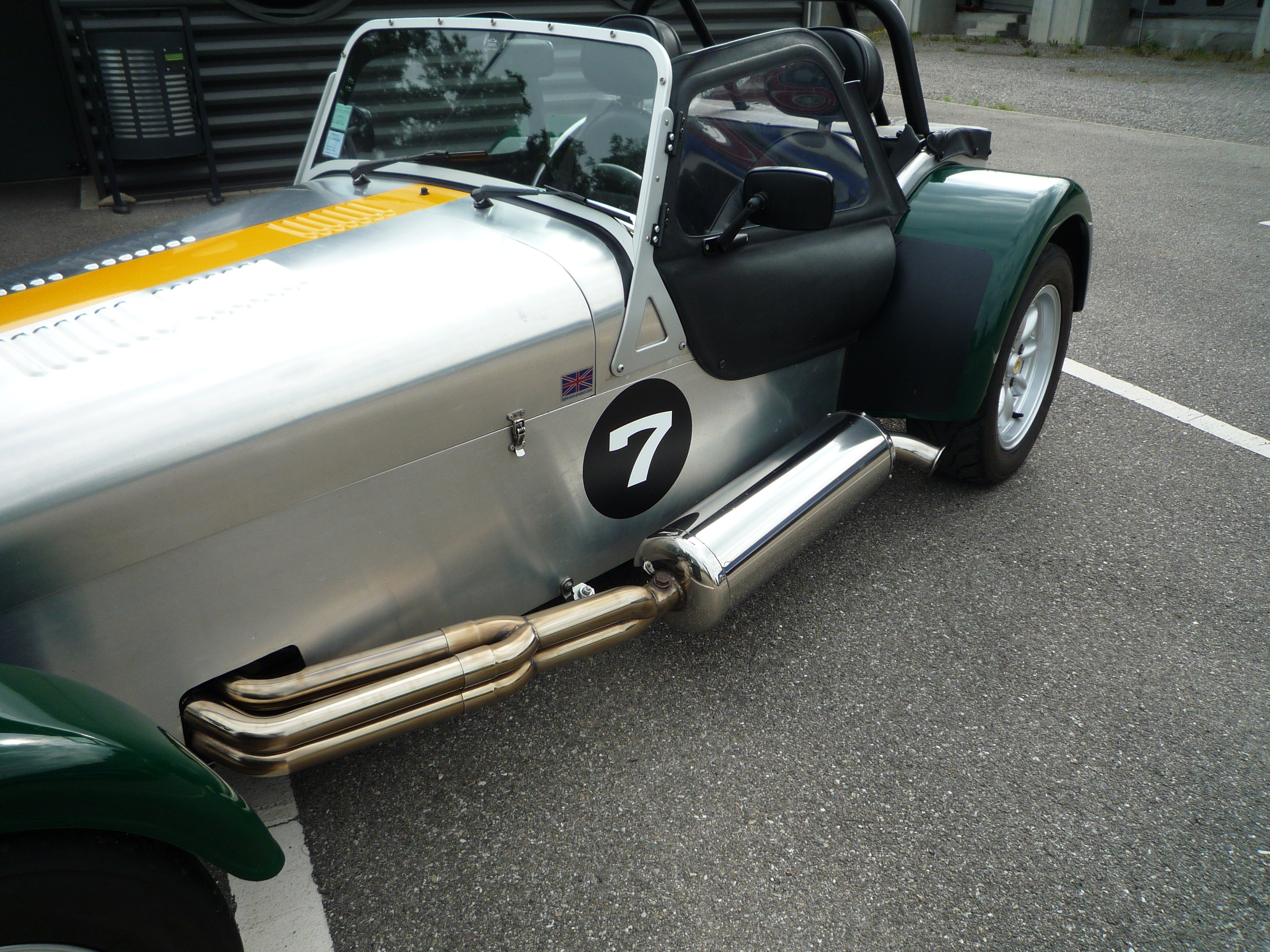 light cars project    caterham