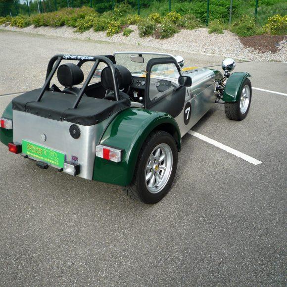 Light Cars Project, , CATERHAM